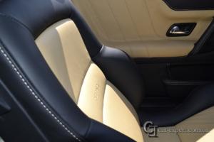 Перетяжка салона кожей VW Corrado фото1
