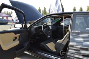 Перетяжка салона кожей VW Corrado фото10