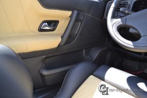 Перетяжка салона кожей VW Corrado фото2