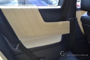 Перетяжка салона кожей VW Corrado фото7