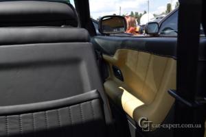 Перетяжка салона кожей VW Corrado фото8