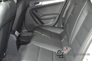 перетяжка салона Audi A5 в Киеве