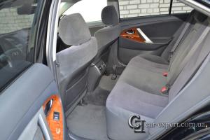 Перетяжка салона Toyota Camry v40