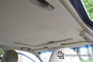 перетяжка потолка Honda Accord