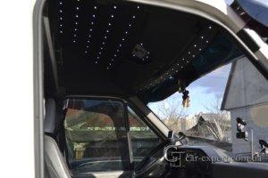 Потолок звездное небо в авто киев