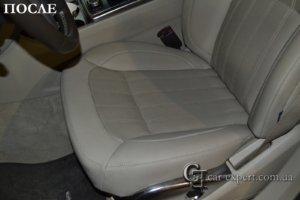 Ремонт сидений автомобиля киев