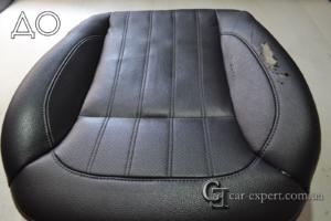 Ремонт сидений киев