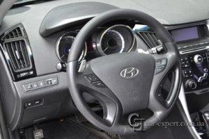 Перетяжка руля Hyundai Sonata YF киев
