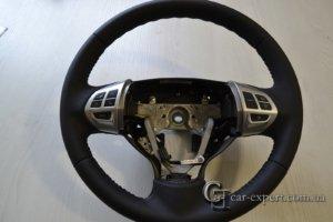Перетяжка руля Mitsubishi Lancer X