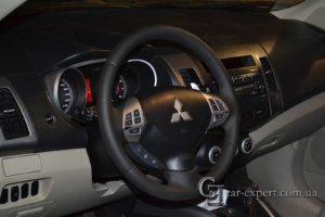 Перетяжка руля Mitsubishi в Киеве