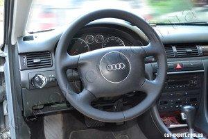 Audi A6 Перетяжка руля киев