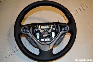 Honda Accord 8 перетяжка руля