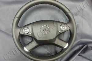 Перетяжка руля Mercedes W212