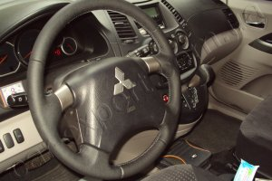 Mitsubishi Grandis перетяжка руля в киеве