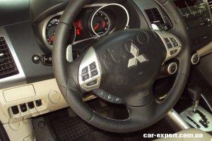 перетяжка руля киев Mitsubishi Outlander