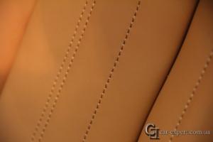 перетяжка салона кожей Audi q5 - 2