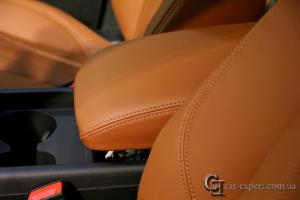 перетяжка салона кожей Audi q5 - 7