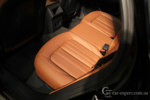 перетяжка салона кожей Audi q5 - 8