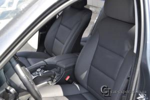 Перетяжка салона BMW E60 фото1
