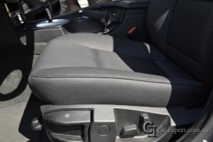 Перетяжка салона BMW E60 фото2
