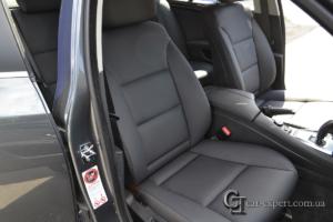 Перетяжка салона BMW E60 фото3