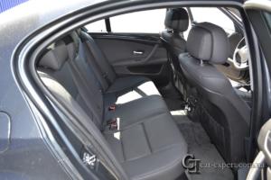 Перетяжка салона BMW E60 фото5