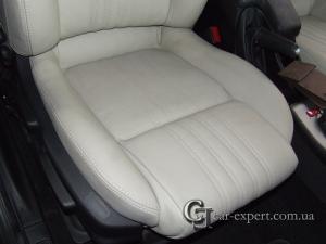 Перетяжка сидений кожей Alfa Romeo 159