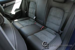 Перетяжка салона Audi A4 b8