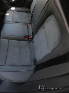 Индивидуальный пошив салона Audi A4