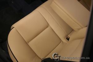 Перетяжка салона Audi A4