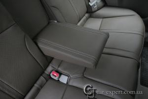 Перетяжка салона Subaru Forester