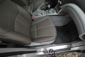 Перешивка салона Subaru Forester