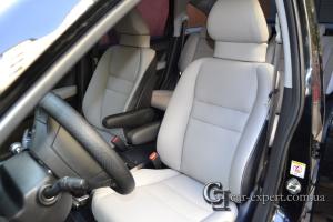 Перетяжка салона Honda CRV