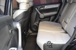 Honda CRV - Перетяжка салона