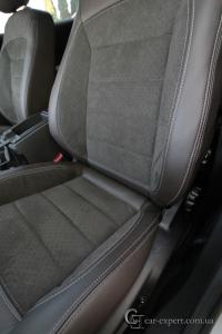 перетяжка сидений ford mondeo