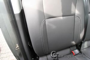 Перетяжка кожей сидений Volkswagen Amarok