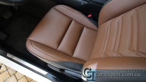 Перетяжка сидений Lexus NX 300h