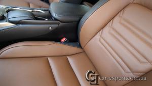 Пошив салона Lexus NX 300h