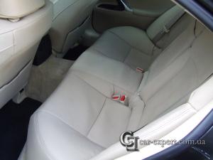 Перетяжка салона кожей киев. Lexus IS 250