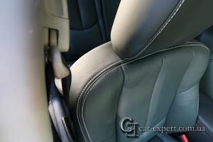 Перетяжка сидений Mazda 6