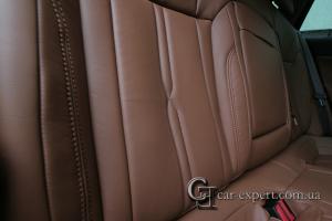Перетяжка сидений кожей Opel Insignia