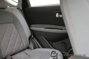 Перетяжка подлокотников кожей Nissan Qashqai