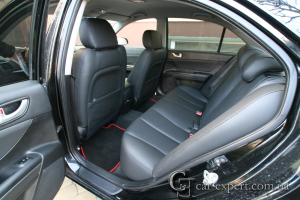 Перетяжка салона кожей Hyundai Sonata
