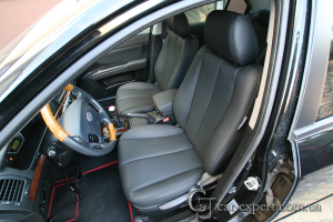 Перетяжка сидений Hyundai Sonata