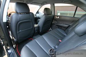 Перетяжка сидений кожей Hyundai Sonata