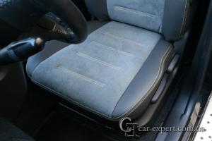 Перетяжка сидений кожей Suzuki Vitara