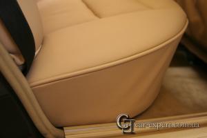 Перетяжка салона Mercedes W126