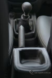 Центральная консоль daewoo lanos - перетяжка